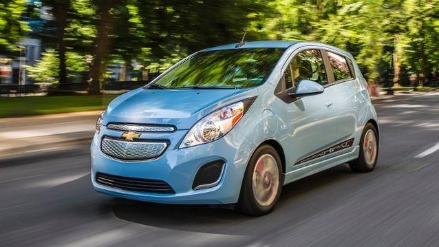 Chevrolet 2016 Spark EV