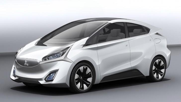 Mitsubishi Electric car 2016 i-MiEV