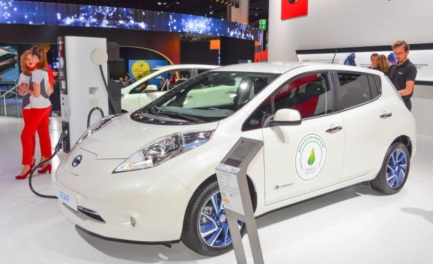 Nissan Leaf 2016 Electric car