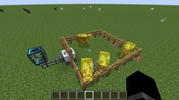 Fluid Cows Mod