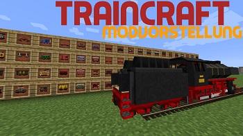 Traincraft Mod