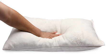 review shredded memory foam pillow of good life essential