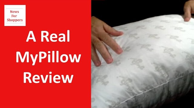 A real MyPillow Review