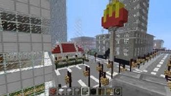 Fast Food Mod